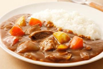 カレーライス Japanese curry