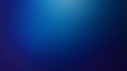 Dark Blue Defocused Blurred Motion Gradient Abstract Background, Widescreen