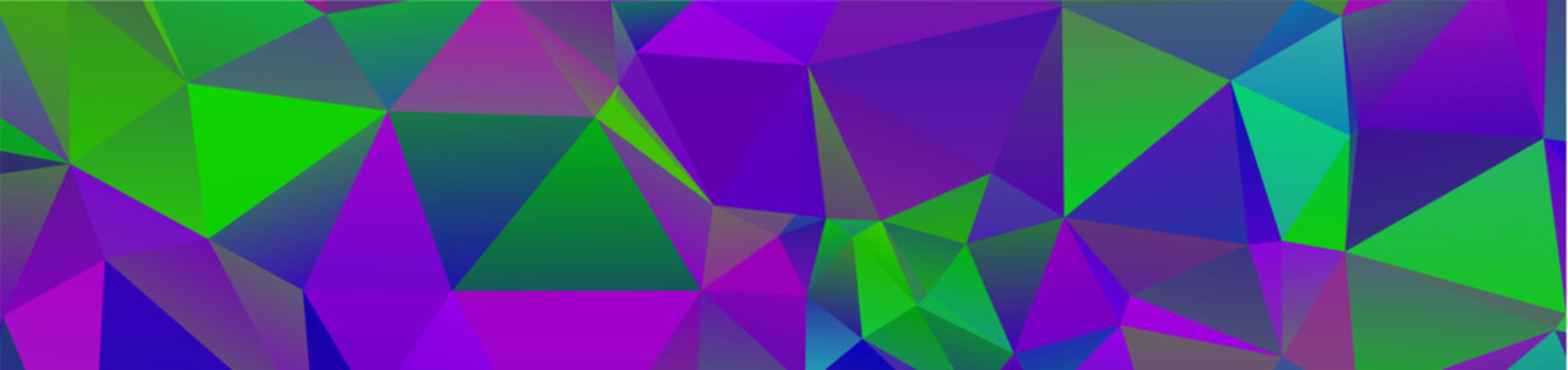 background design Geometric background in Origami style and abstract mosaic with gradient fill Color . rectangle
