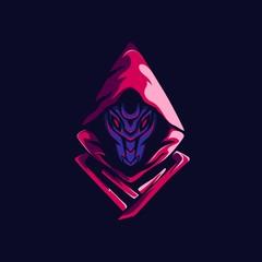 Triangle Death : E-Sport Mascot