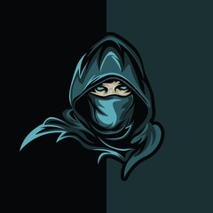 Elite Thief. : E-Sport Mascot