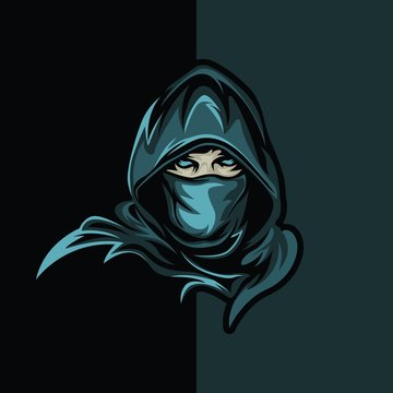Elite Thief. : E-Sport Mascot