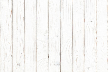 Wall Murals Wood white wood texture background