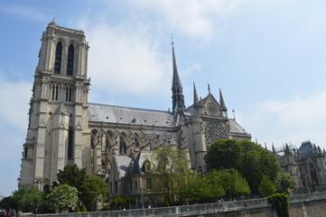 Paryż Notre-Dame