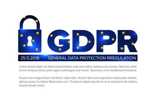 GDPR Informational Banner