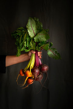 Beets In Hand