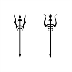 Trident The Holy Weapon, Trident Symbol