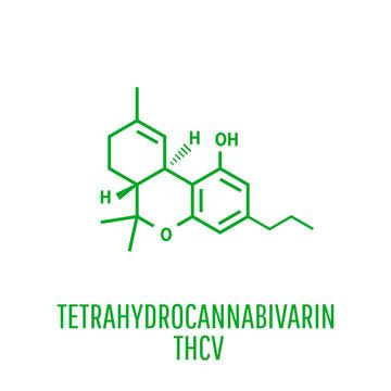 Tetrahydrocannabivarin THCV