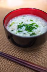 七草粥 日本の風習