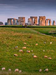 uk, england, Wiltshire, Stonehenge