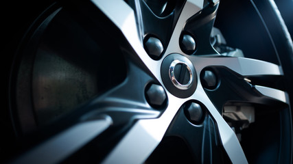 Luxury Wheel Car