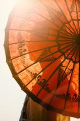 Burmese umbrella