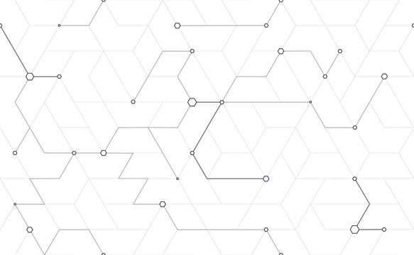 Tillable grid mesh geometric pattern repeatable technology hi-tech