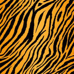 Tiger stripe seamless tiling pattern