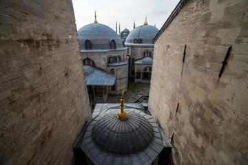 Historic mosque building