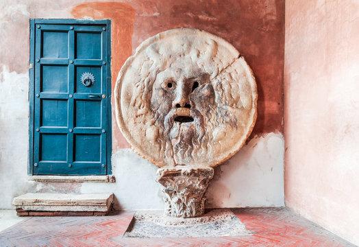 Rome, Italy - Bocca della Verita