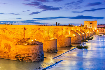 Fotomurales - Cordoba, Andalusia, Spain - Puente Romano