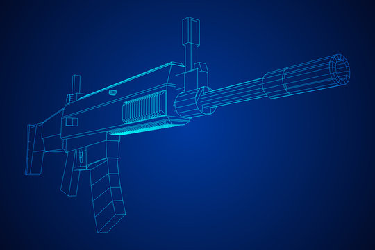 Assault automatic fire rifle