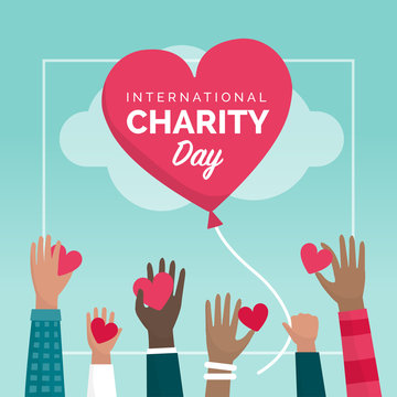International charity day holiday