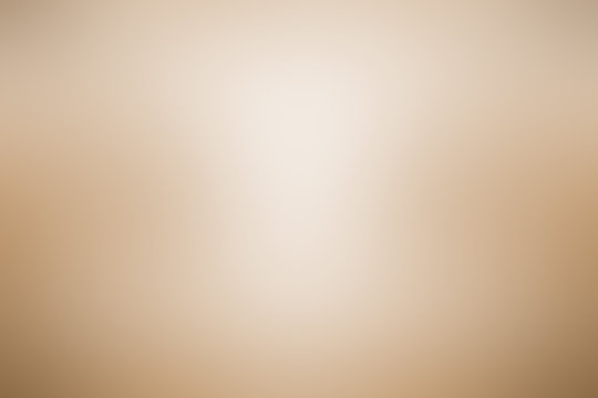 White brown gradient abstract background. brown template radial gradient effect wallpaper background