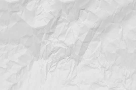 crumpled paper texture background. crush paper so that it becomes creased and wrinkled.