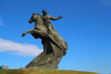 Denkmal-Antonio Maceo-Cuba