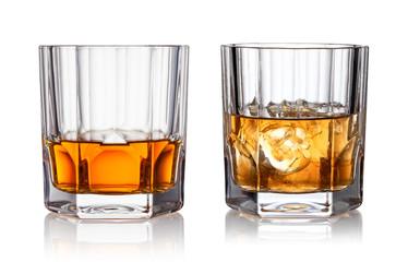 Glass of whisky Fototapete