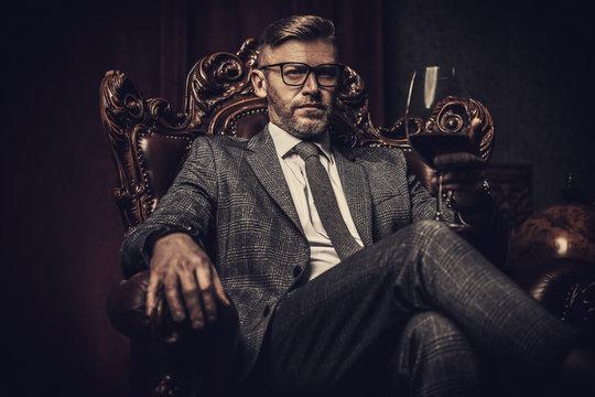 classic men style