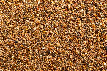 pebbel stones on a beach