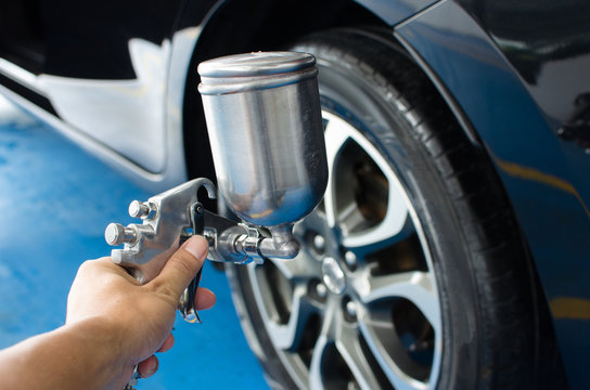 Spray tire liquid