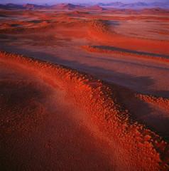 Printed roller blinds Bordeaux Dune of the Namib desert