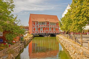 Wismar Altstadt Sehenswürdigkeit