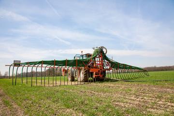 organische Düngung - AGRARMOTIVE Bilder aus der Landwirtschaft
