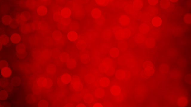 Abstract glittering soft bokeh background