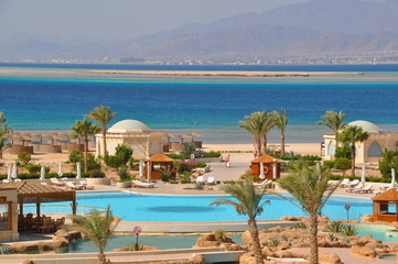 Spoed Fotobehang Cyprus Beach