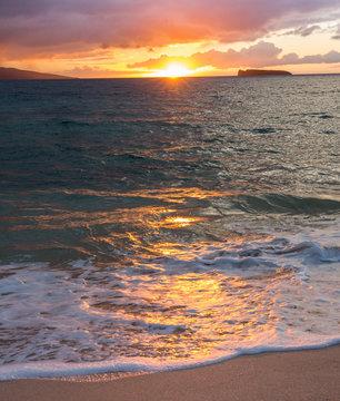 Makena Beach, Maui, Hawaii