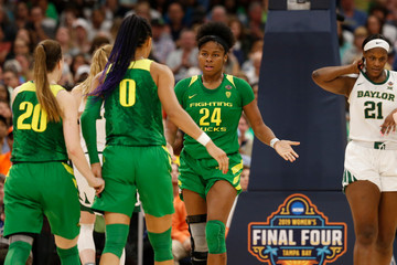 NCAA Womens Basketball: Final Four-Semifinals-Oregon vs Baylor