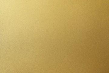 Abstract texture background, rough golden metallic wall