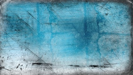 Blue and Grey Grunge Texture Background Image