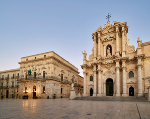 The Cathedral of Syracuse (Duomo di Siracusa)