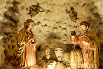 Naples Campania Italy. San Domenico Maggiore