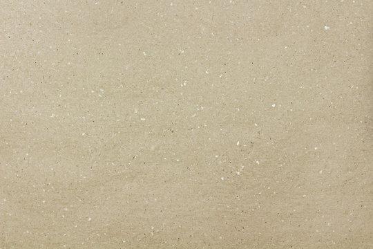 Kraft paper texture. Carton background. Blank sheet of brown kraft paper