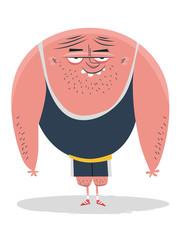 Sassy Bodybuilder