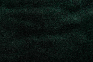 Texture of green velvet Wall mural