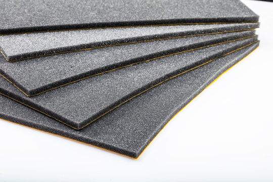 Closed cell pe foam physical (Car Sound Insulation).