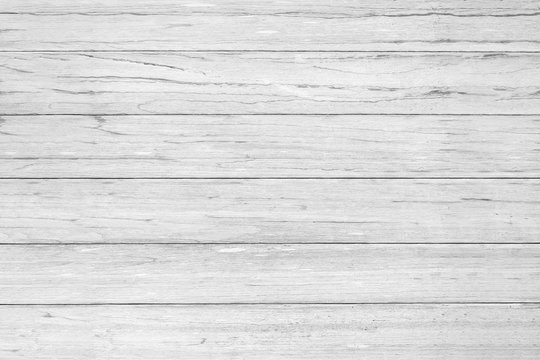 Gray wood wall plank white texture background