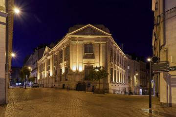 Nantes bi night
