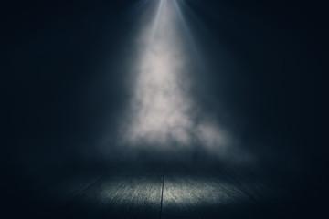 Abstract dark texture Fotomurales