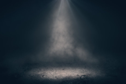 Abstract dark backdrop