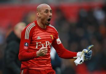 FA Cup Semi Final - Watford v Wolverhampton Wanderers